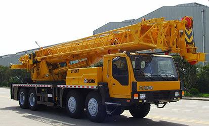 徐工QY50KT(油田型)汽车起重机
