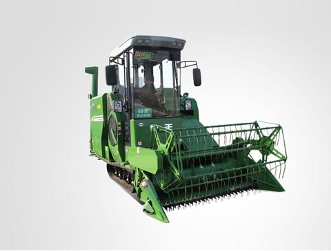 中联重机谷王PL45水稻收割机高清图 - 外观