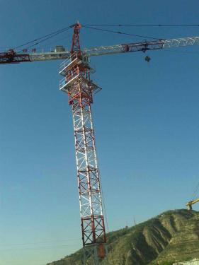 恒升建机QTZ4208塔式起重机