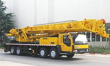 徐工QY50KL(高寒型)汽车起重机