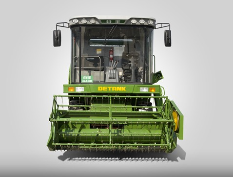 中联重机谷王TB60小麦收割机高清图 - 外观