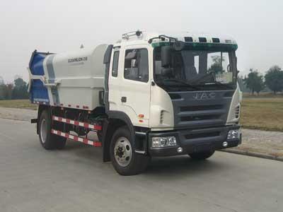 楚飞江淮(5.8吨)自卸垃圾车