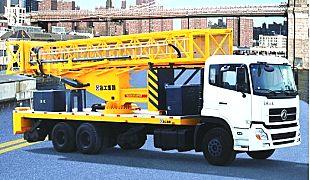 徐工XZJ5250JQJ14(14米)桁架式桥梁检测车