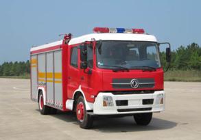 楚胜泡沫消防车-DFL1160BX2