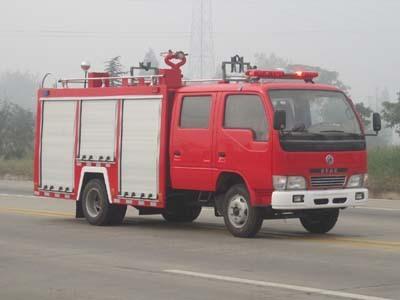 楚勝水罐消防車-EQ1042NJ20D3