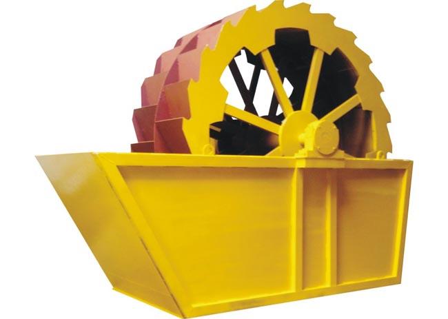 磊蒙机械XSD2610叶轮洗砂机高清图 - 外观