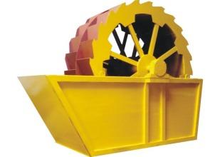 磊蒙机械XSD4020叶轮洗砂机高清图 - 外观
