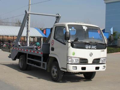 楚飞东风小霸王(2.0吨)摆臂式垃圾车