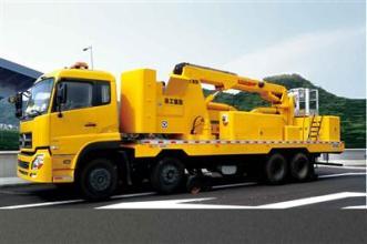 徐工XZJ5316JQJD4(16米)折臂式桥梁检测车高清图 - 外观