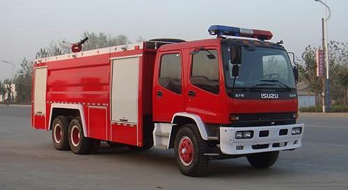 湖北合力泡沫消防车