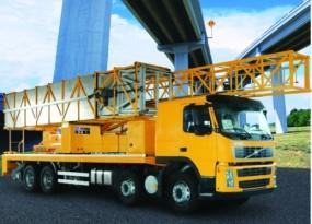 徐工XZJ5320JQJF4(22米)桁架式桥梁检测车