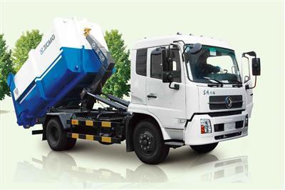 徐工XZJ5162ZXXA4(12-14T)车厢可卸式垃圾车