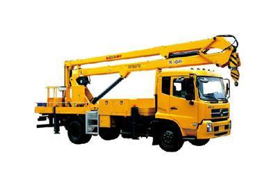 徐工XZJ5110JGKA4(21米)折叠臂高空作业车