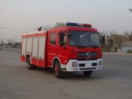 楚胜水罐消防车-DFL1160BX2