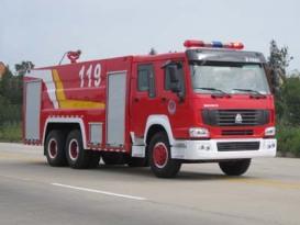 楚胜水罐消防车-ZZ1257N4347C