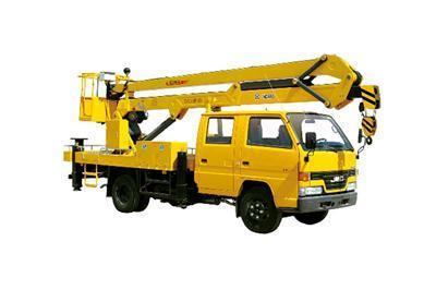 徐工XZJ5064JGKA4(14米)折叠臂高空作业车