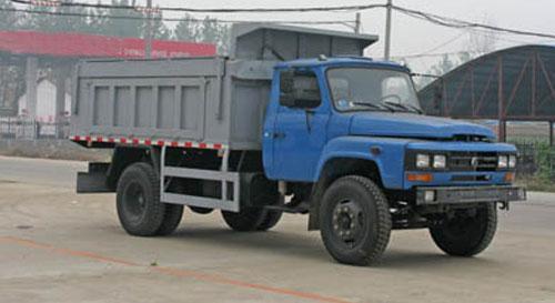 湖北合力自卸式垃圾车-EQ1100FKJ高清图 - 外观