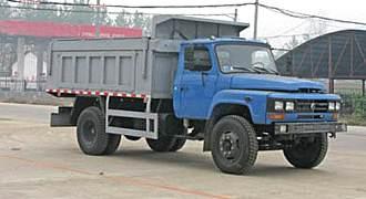 湖北合力自卸式垃圾车-EQ1100FKJ