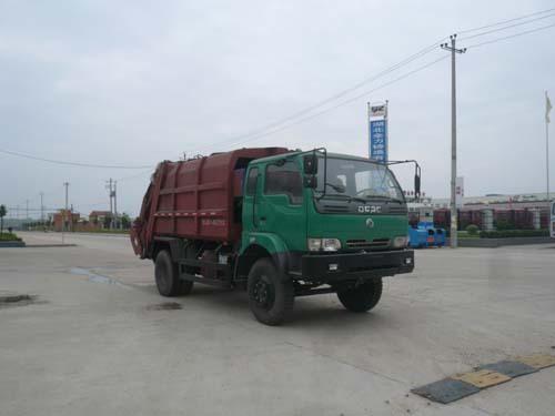 楚飞东风劲诺(6.0吨)压缩式垃圾车