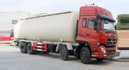 湖北合力CSC5310GFLD粉粒物料运输车