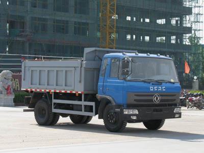 湖北合力自卸式垃圾车-EQ1162GJAC高清图 - 外观