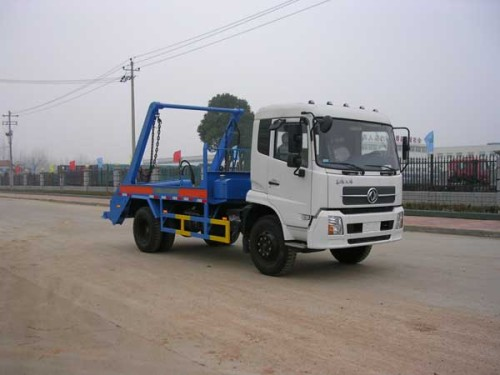楚飞东风天锦(5.0吨)摆臂式垃圾车