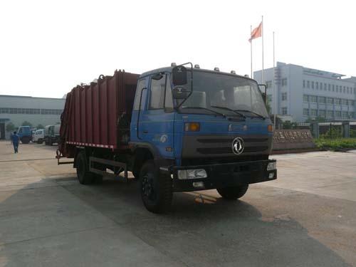 楚飞东风145(4.0吨)压缩式垃圾车