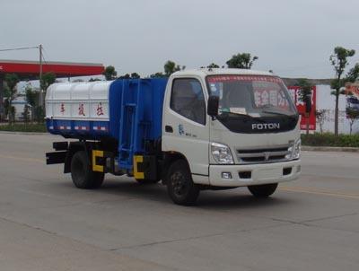 楚飞福田奥铃2.6吨自装卸式垃圾车