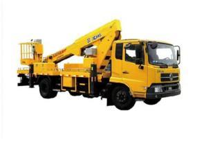 徐工XZJ5100JGKA4(21米)伸缩臂高空作业车