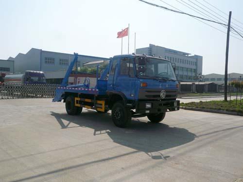 楚飞东风153(7.0吨)摆臂式垃圾车