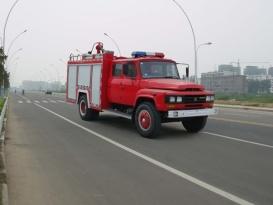 楚胜水罐消防车-EQ1092F3GJ2