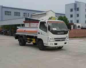楚飞福田奥铃(2.25立方)加油车