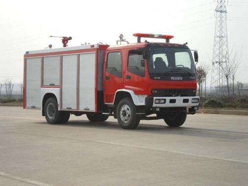 楚胜A类泡沫消防车-FVR34J2