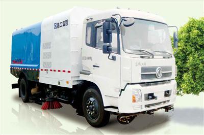 徐工XZJ5161TXSA4(8T)清扫车高清图 - 外观