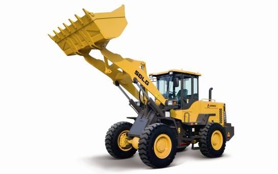山东临工LG933L3吨级轮式装载机
