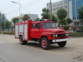 楚胜泡沫消防车-EQ1092F3GJ2