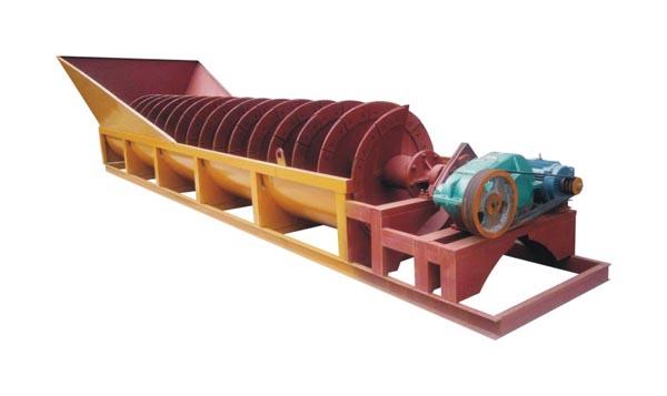 磊蒙机械LSX1260螺旋洗砂机高清图 - 外观