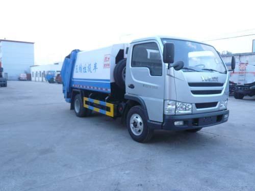 楚飞跃进帅虎(1.8吨)压缩式垃圾车