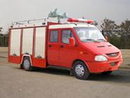 楚胜抢险救援消防车