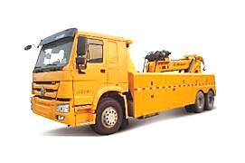 徐工XZJ5251TQZZ吊托组合型清障车