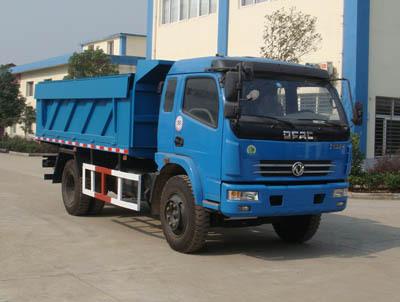 楚飞东风多利卡(4.5吨)密封式垃圾车