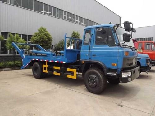 楚飞国四东风145(6吨)摆臂式垃圾车