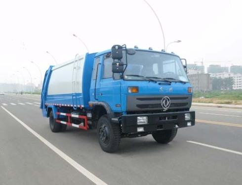 楚飞东风145(4.6吨)压缩式垃圾车