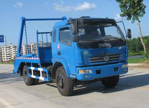 楚飞东风多利卡(4.7吨)摆臂式垃圾车