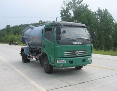 楚飞东风多利卡(4立方)吸污车