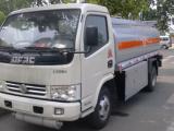 楚胜东风小多利卡5吨加油车