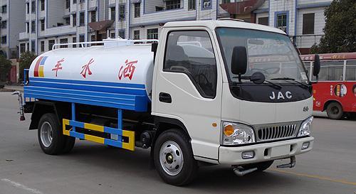 湖北合力江淮绿化喷洒车-HFC1071KT高清图 - 外观