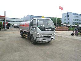楚飞福田奥铃(5.69立方)加油车