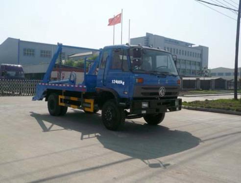 楚飞国四东风145(6.2吨)摆臂式垃圾车