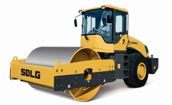 山东临工RS7120全液压单钢轮振动压路机